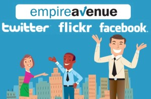 Empire Avenue Social Media Market