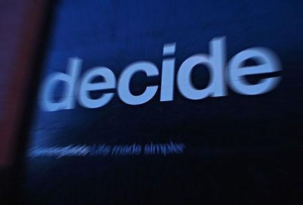 decide (1)